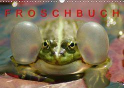 FROSCHBUCH (Wandkalender 2019 DIN A3 quer) von Mazunov,  Bogna