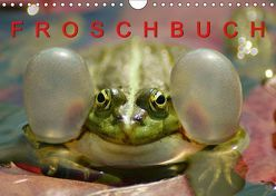 FROSCHBUCH (Wandkalender 2019 DIN A4 quer) von Mazunov,  Bogna