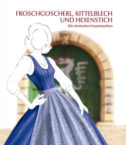 Froschgoscherl, Kittelblech und Hexenstich