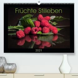 Früchte Stilleben (Premium, hochwertiger DIN A2 Wandkalender 2021, Kunstdruck in Hochglanz) von calmbacher,  Christiane