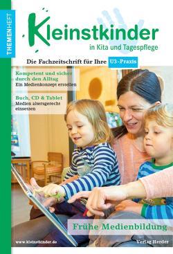 Frühe Medienbildung von Din,  Mona Kheir El, Reichert-Garschhammer,  Eva, Roboom,  Susanne