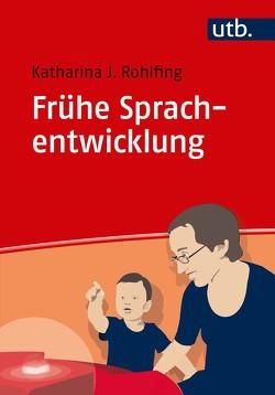 Frühe Sprachentwicklung von Rohlfing,  Katharina