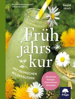 Frühjahrskur mit heimischen Wildpflanzen von Hirsch,  Siegrid