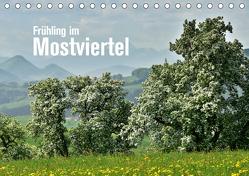 Frühling im Mostviertel (Tischkalender 2019 DIN A5 quer) von Barig,  Joachim