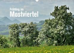 Frühling im Mostviertel (Wandkalender 2019 DIN A3 quer) von Barig,  Joachim