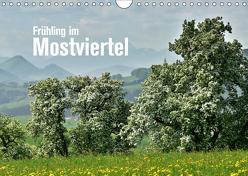 Frühling im Mostviertel (Wandkalender 2019 DIN A4 quer) von Barig,  Joachim