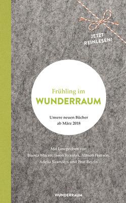 Frühling im Wunderraum Verlag von WUNDERRAUM