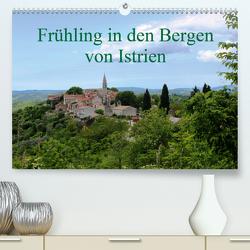 Frühling in den Bergen von Istrien (Premium, hochwertiger DIN A2 Wandkalender 2020, Kunstdruck in Hochglanz) von Erbs,  Karen