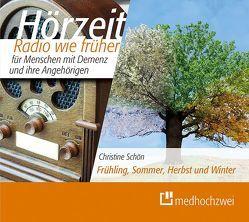 Frühling, Sommer, Herbst und Winter von Kaspar,  Frank, Schön,  Christine