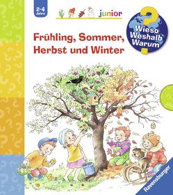 Frühling, Sommer, Herbst und Winter (Schuber) von Erne,  Andrea, Mennen,  Patricia, Szesny,  Susanne