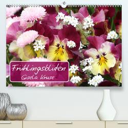 Frühlingsblüten (Premium, hochwertiger DIN A2 Wandkalender 2020, Kunstdruck in Hochglanz) von Kruse,  Gisela