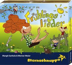 Frühlingslieder von Meier,  Werner, Sarholz,  Margit, Sternschnuppe,  Verlag