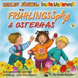 Frühlingsspaß und Osterhas von Jöcker,  Detlev