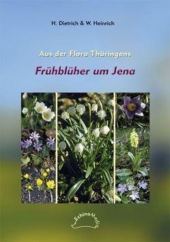 Frühblüher um Jena von Dietrich,  Helga, Heinrich,  Wolfgang