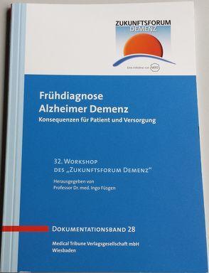 Frühdiagnose Alzheimer Demenz – Band 28 von Füsgen,  Ingo