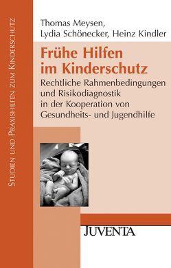 Frühe Hilfen im Kinderschutz von Kindler,  Heinz, Meysen,  Thomas, Schönecker,  Lydia