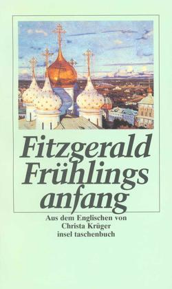 Frühlingsanfang von Fitzgerald,  Penelope, Krüger,  Christa
