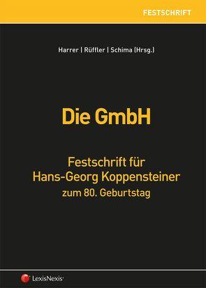 Die GmbH von Harrer,  Friedrich, Rüffler,  Friedrich, Schima,  Georg