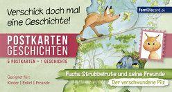 Fuchs Strubbelrute und seine Freunde – Der verschwundene Pilz von Pustelny,  Nicole, Schmidt,  Leon Alexander