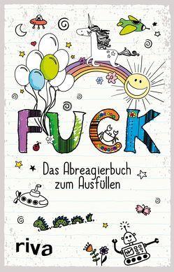FUCK – Das Ausfüllbuch