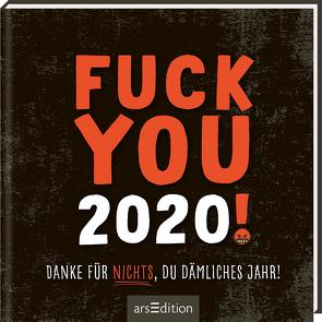 Fuck you 2020!
