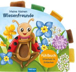 """Fühlbuch """"Meine kleinen Wiesenfreunde"""""""