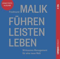 Führen Leisten Leben von Ehrhardt,  Rainer-Maria, Grawe,  Susanne, Heynold,  Helge, Malik,  Fredmund