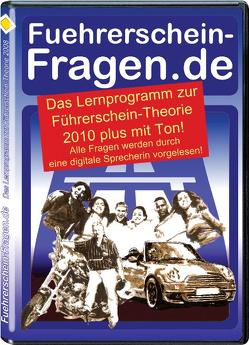 Fuehrerschein-Fragen.de 2010 mit Ton von Biedermann,  Klaus