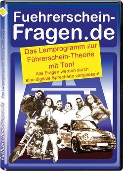 Fuehrerschein-Fragen.de 2012 von Biedermann,  Klaus