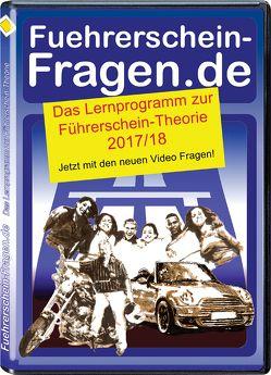Fuehrerschein-Fragen.de 2017-18 von Biedermann,  Klaus