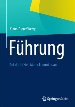 Führung von Werry,  Klaus-Dieter