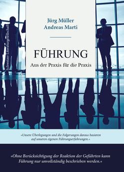 Führung von Andreas,  Marti, Jürg,  Müller