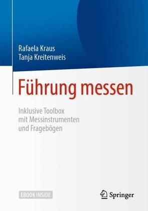 Führung messen von Kraus,  Rafaela, Kreitenweis,  Tanja