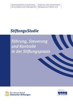 Führung, Steuerung und Kontrolle in der Stiftungspraxis von Falk,  Hermann, Krämer,  Andreas, Zeidler,  Susanne