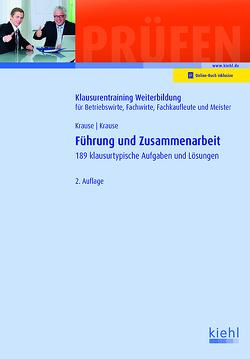 Führung und Zusammenarbeit von Krause,  Bärbel, Krause,  Günter