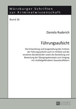 Führungsaufsicht von Ruderich,  Daniela