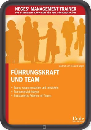 Führungskraft und Team von Neges,  Gertrud, Neges,  Richard
