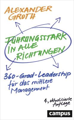 Führungsstark in alle Richtungen von Groth,  Alexander, Plaßmann,  Thomas