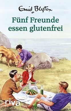 Fünf Freunde essen glutenfrei von Vincent,  Bruno