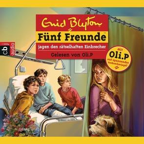Fünf Freunde jagen den rätselhaften Einbrecher von Blyton,  Enid, Petszokat,  Oliver