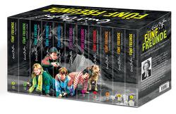 Fünf Freunde – Sammeledition. Alle 21 original Abenteuer im Schmuckschuber – plus acht Kurzgeschichten! von Blyton,  Enid