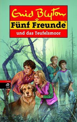 Fünf Freunde und das Teufelsmoor von Blyton,  Enid, Christoph,  Silvia