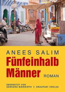 Fünfeinhalb Männer von Bierwirth,  Gerhard, Salim,  Anees