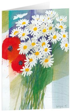 Für die Freude geboren – Kunst-Faltkarten ohne Text (5 Stück) von Felger,  Andreas