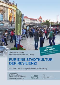 Für eine Stadtkultur der Resilienz!