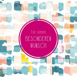 Für einen besonderen Wunsch – Geldscheinbox von Pfesdorf,  Elke