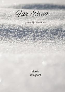 Für Elena… von Wiegandt,  Marvin