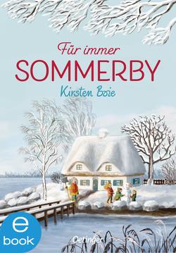 Für immer Sommerby von Boie,  Kirsten, Körting,  Verena