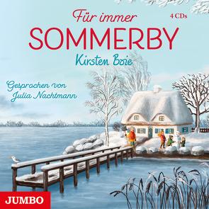 Für immer Sommerby von Boie,  Kirsten, Nachtmann,  Julia