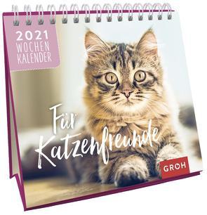 Für Katzenfreunde 2021 von Groh Redaktionsteam